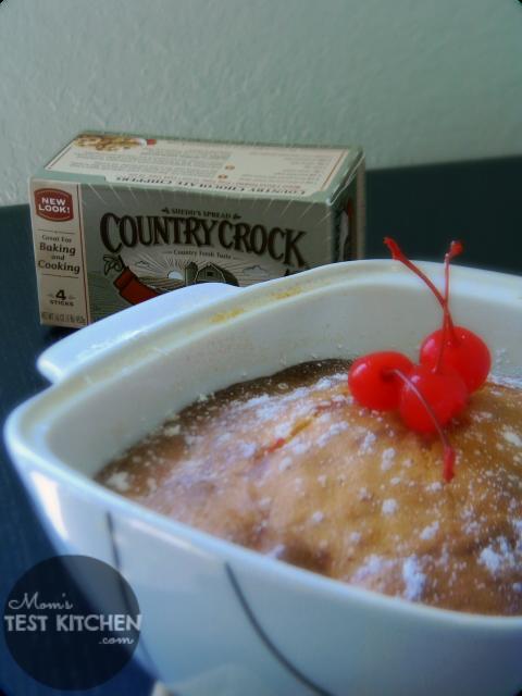 Mom's Test Kitchen: Cherry Dessert Casserole