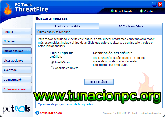 PC Tools ThreatFire Final