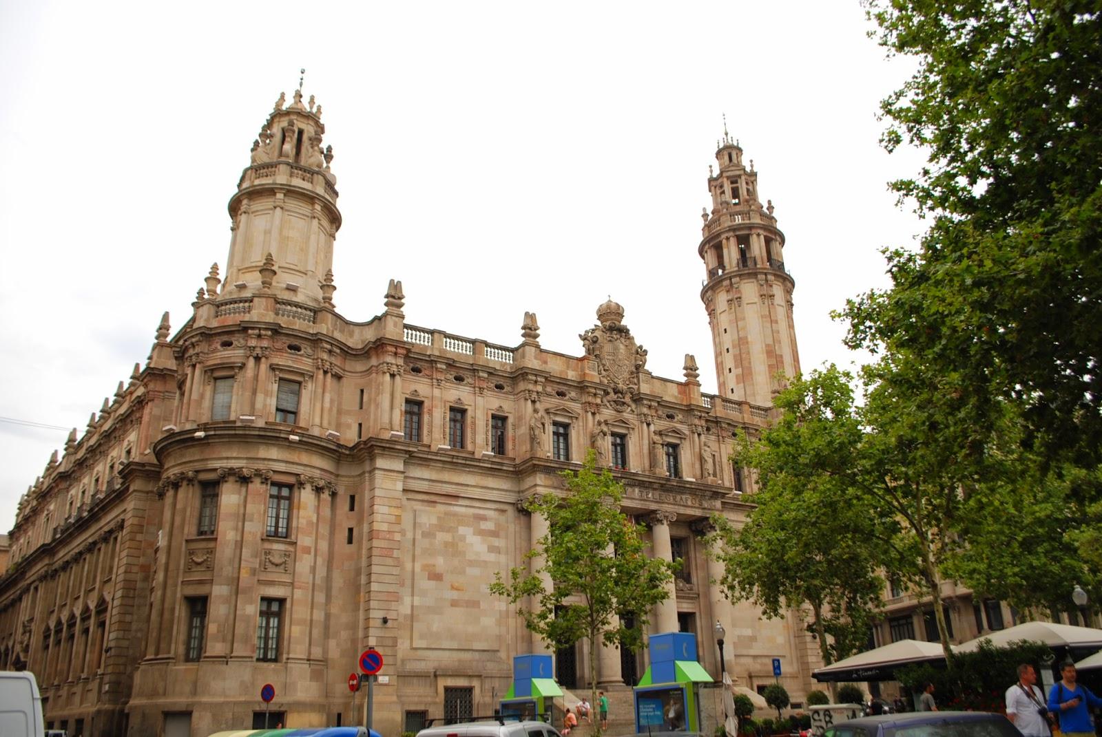 Барселона, Каталония, Испания. Barcelona, Catalonia, Spain