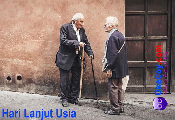 hari lanjut usia internasional sedunia nasional indonesia