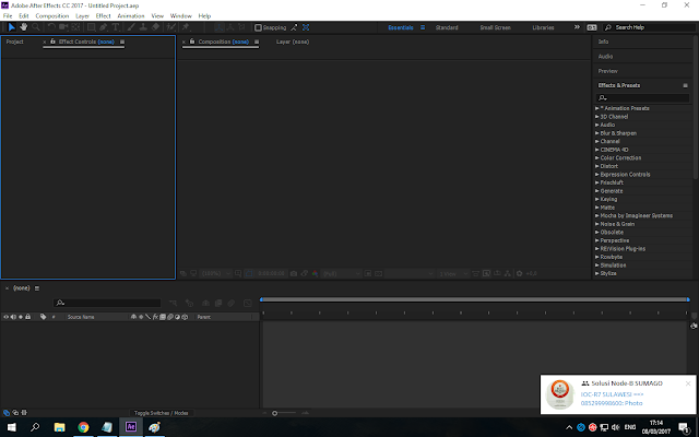 Adobe After Effects CC 2017 Full Version 2