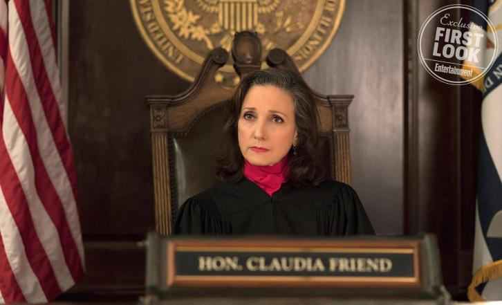 The Good Fight Season 2 Bebe Neuwirth To Guest