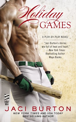 Book Review: Holiday Games, by Jaci Burton