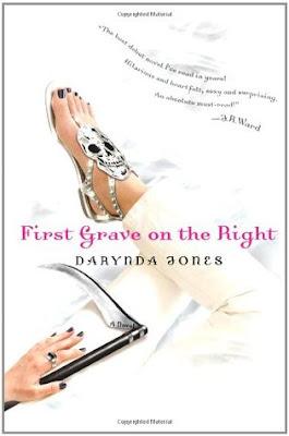 Charley Davidson Book 1