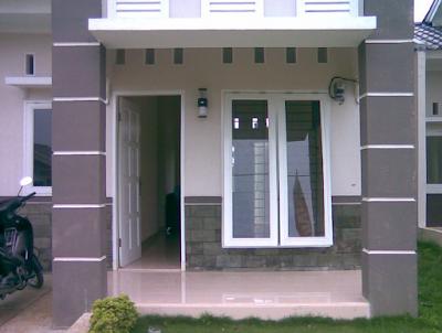 tiang utama rumah minimalis