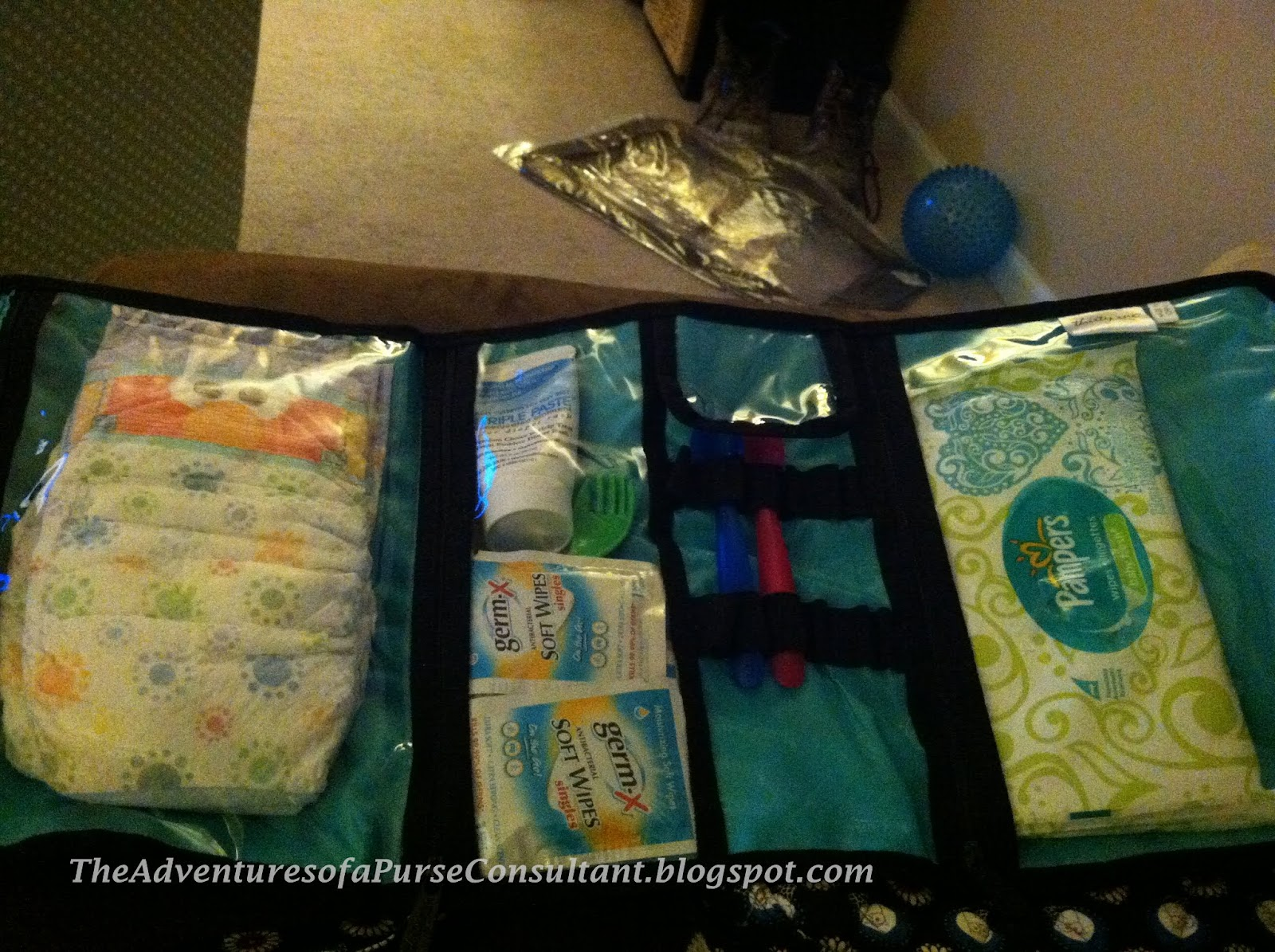 Nix The Diaper Bag And Use A Timeless Beauty Instead