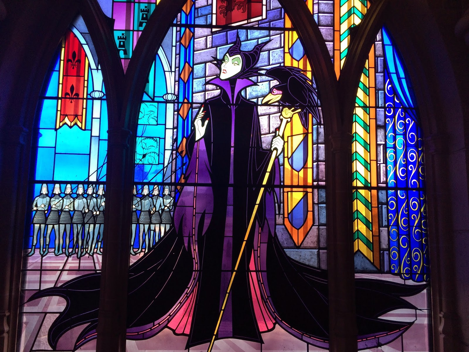 maleficent-stained-glass