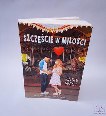 Kasie West - Szczęście w miłości || Recenzja