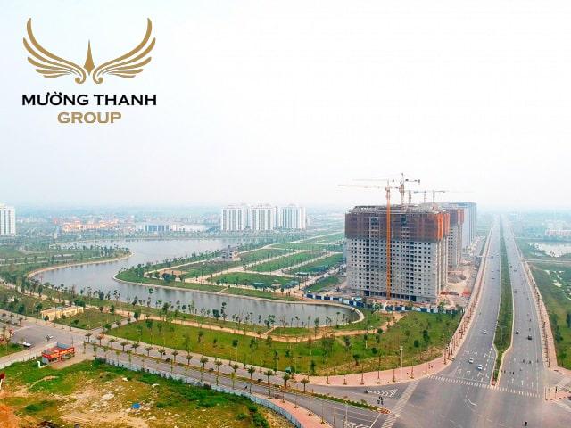 Dự án được đánh giá có hạ tầng, cảnh quan, không gian rộng rãi bậc nhất Hà Nội