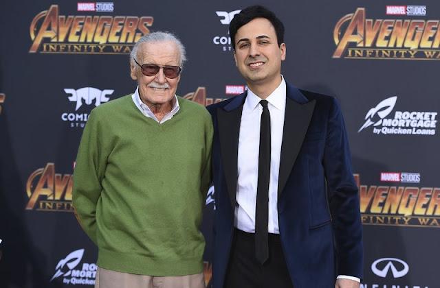 Los Angeles Police investigate elder abuse of Marvel Comics' Stan Lee