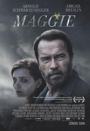Maggie (BRRip 720p Dual Latino / Ingles) (2015)