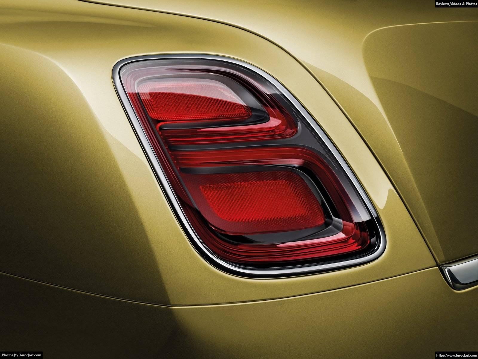 Hình ảnh xe ô tô Bentley Mulsanne Speed 2017 & nội ngoại thất