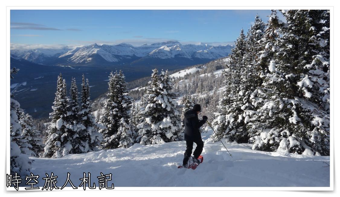 加拿大班夫國家公園 Banff National Park – Lake Louise ski resort