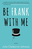 Review: Be Frank with Me by Julia Claiborne Johnson (audiobook)