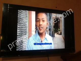 Tampilan Video di TV