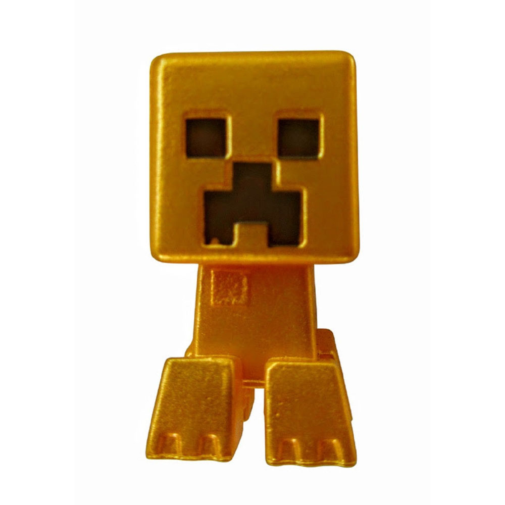 Gold Mini Creeper | Minecraft Skin