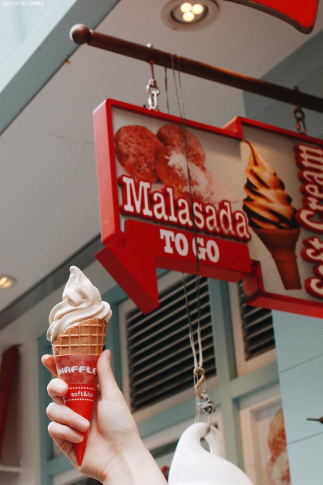コペラニ マサラダ・コナコーヒーソフトクリーム