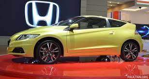 Honda Cikarang Bekasi Jawa Barat, Paket Dp Ringan Mobil Honda CR-Z Sporty Banget