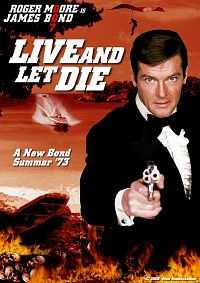 007 Live And Let Die 1973 dual Audio Hindi Full Movie Download BDRip