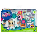 Littlest Pet Shop 3-pack Scenery Leopard (#2428) Pet