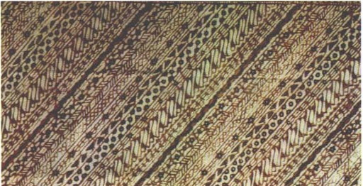 Batik Motif Udan Liris