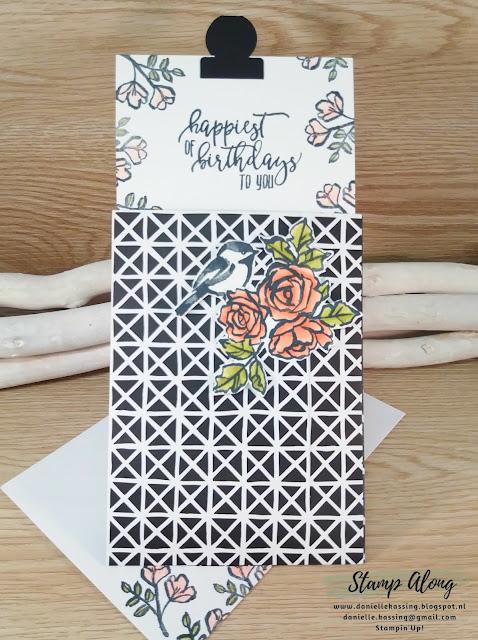 Stampin'Up! Petal Passion Designer Series Paper