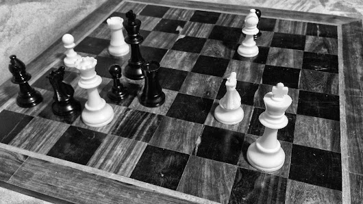 State of the chessboard