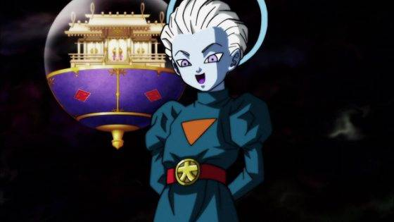 grand priest, karakter dragon ball paling kuat