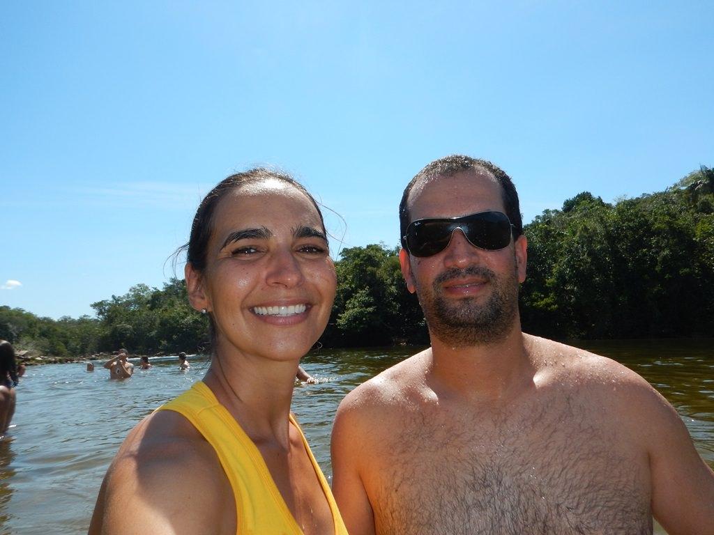 Prainha do Rio Novo no Jalapão
