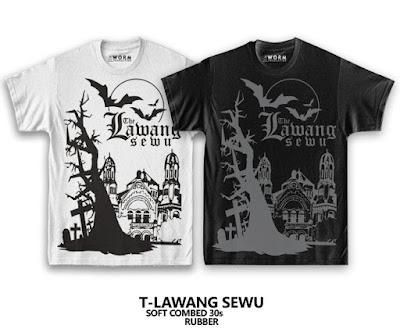 Kaos Lawang Sewu Semarang