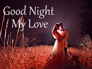 Good Night Love Images for Husband, Wife