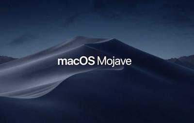 الإصدار التجريبي الأول MacOS 10.14.1  متاح الآن للمطورين