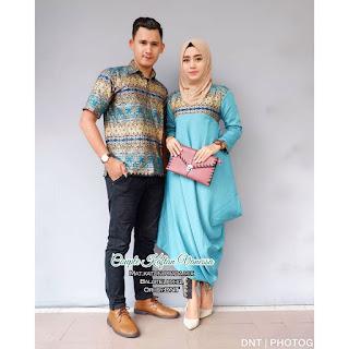 Batik Couple Kaftan Vanesa