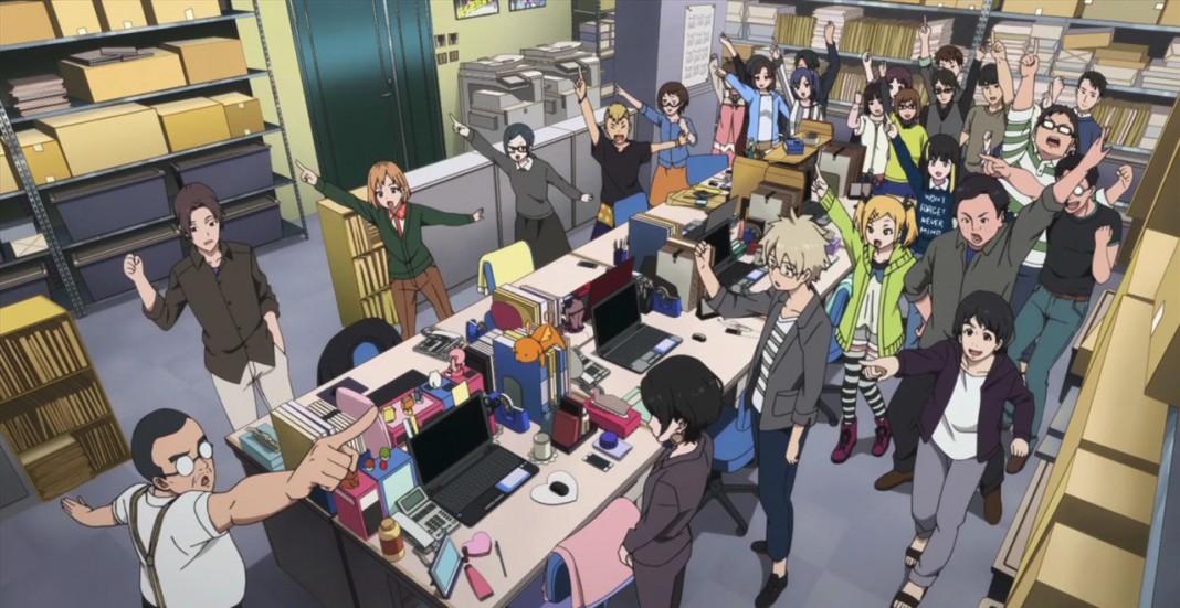 Quanto tempo demora para criar um episódio de Anime?