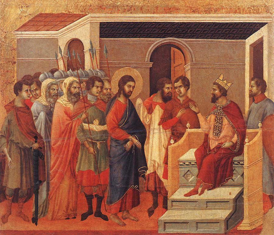 Η Δίκη του Χριστού