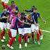 AUDIÊNCIA: Globo tem pico de 35 pontos com transmissão de França x Argentina