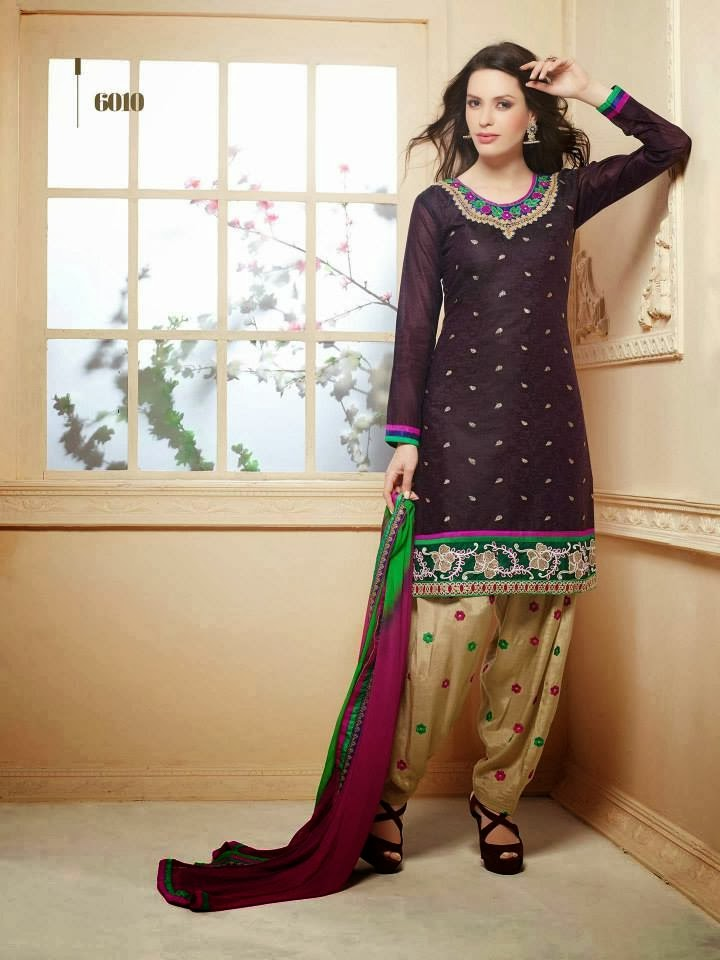 Patiala Collection - Punjabi Kudi
