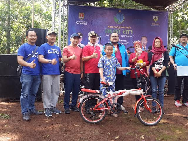 Pemuda Smart Semarang, Walikota Ingatkan Peran Pemuda