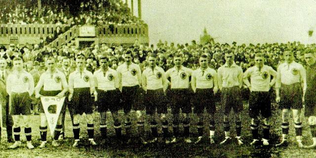 Selección de fútbol de Alemania 1923