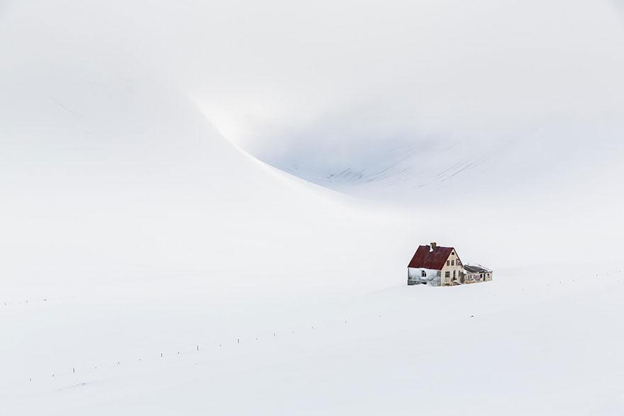 Oxnadal,Iceland
