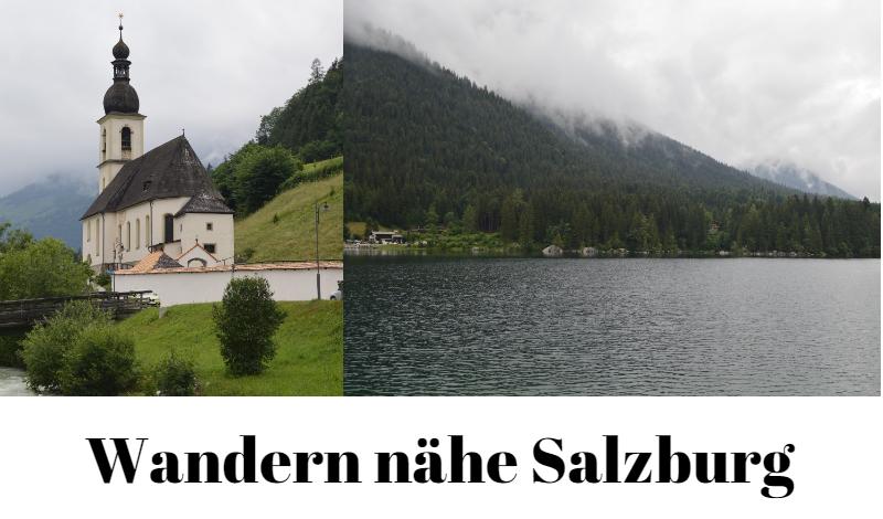 Wandern in der Nähe von Salzburg