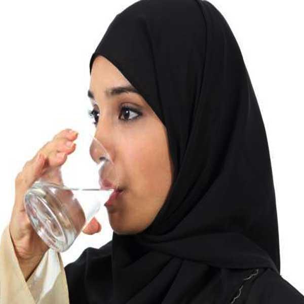 air putih, manfaat air putih, khasiat air putih