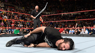 wrestler are evil