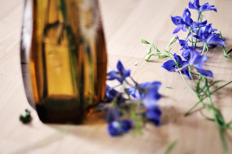 vase blumen diy flower