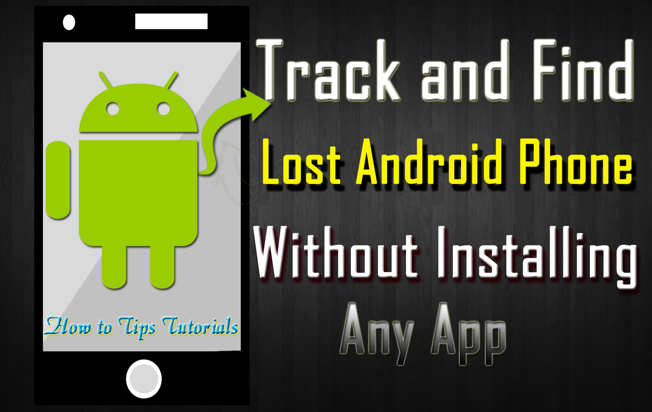 Locate Any Phone App
