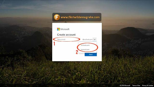Tutorial Daftar Email Outlook - Tips Memperkuat Keamanan Akun Microsoft cara tahapan membuat account mail alternatif google tips meningkatkan intergasi bikin lebih aman membuat password sandi kuat lupa terkunci hilang