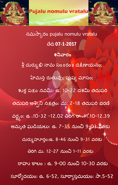 Today's panchangam in Telugu,rasiphalalu in telugu,rasiphalalu in english