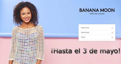 Biquinis en oferta y moda mujer de la marca Banana Moon
