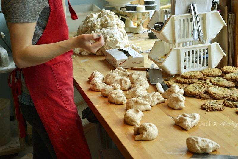 Pi Day Snohomish Pie Company dough