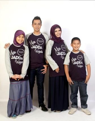 Model Kaos Keluarga untuk Liburan Terbaru